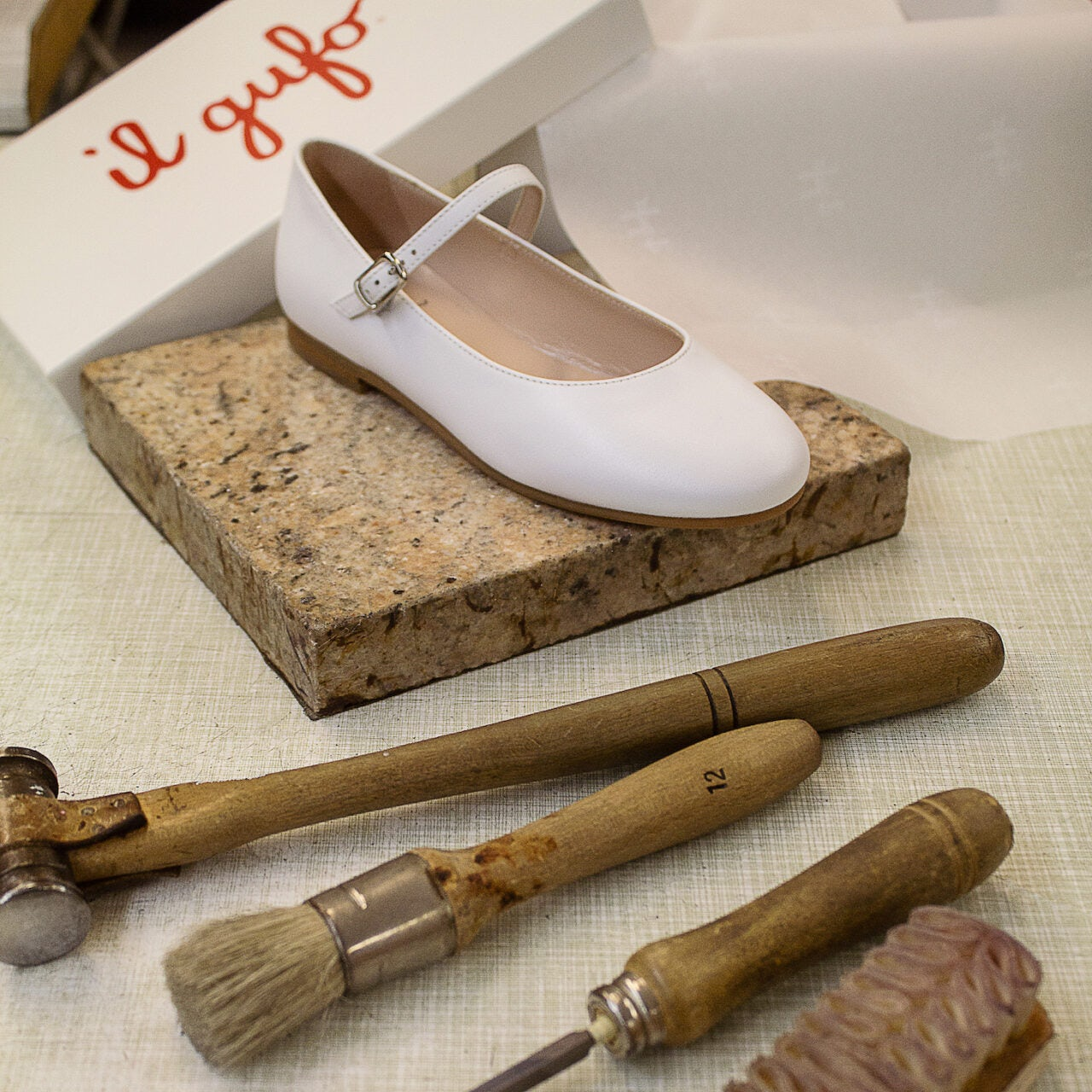 Il Gufo Savior-Faire Episode 4 - THE SHOES
