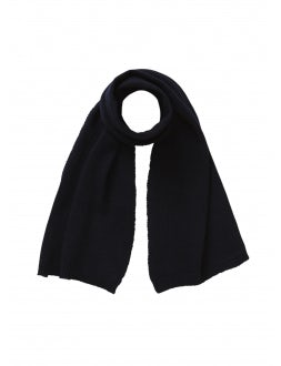 Tricot scarf - blue