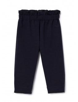 Navy blue candy trousers