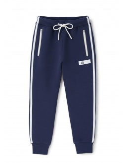 cotton fleece trousers