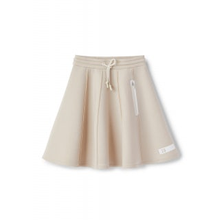 coupled cotton skirt
